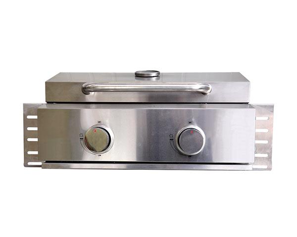嵌入式披萨炉